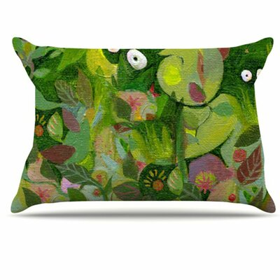 Jungle Pillowcase Size: King