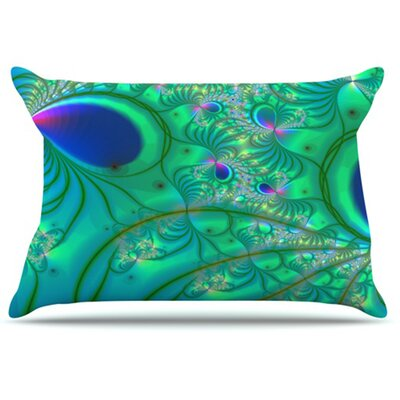 Fractal Pillowcase Size: King
