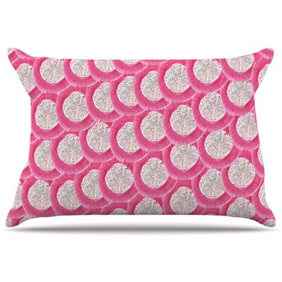 Oho Boho Pillowcase Size: King