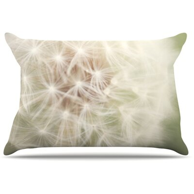 Dandelion Pillowcase Size: King