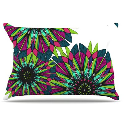 Bright Pillowcase Size: Standard