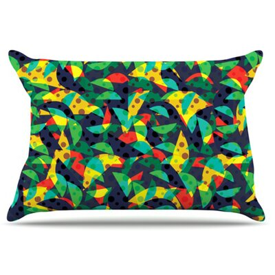 Fruit and Fun Pillowcase Size: Standard