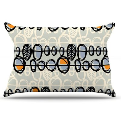 Benin Pillowcase Size: King