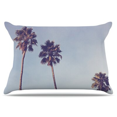 Sunshine and Warmth Pillowcase Size: King
