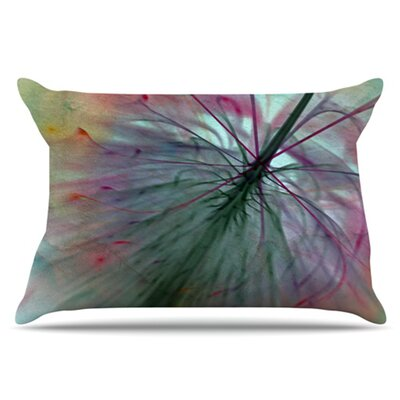 Fleur Pillowcase Size: King
