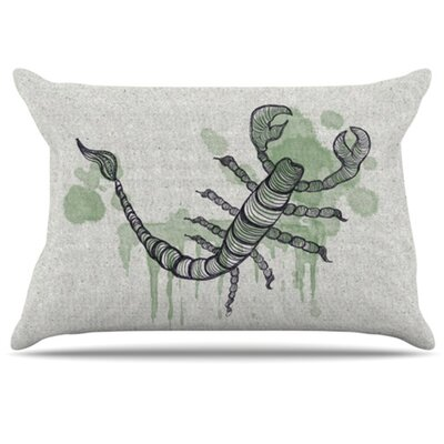 Scorpio Pillowcase Size: Standard