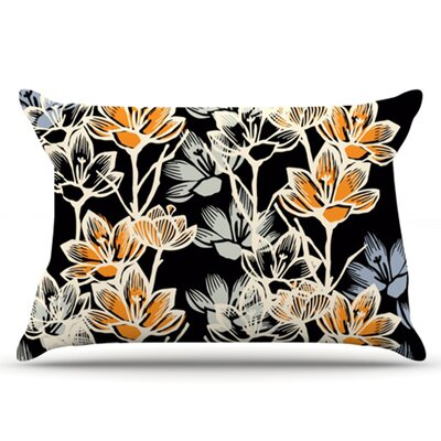 Crocus Pillowcase Size: King