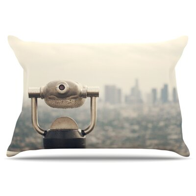 The View LA Pillowcase Size: King
