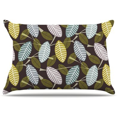 Moss Canopy Pillow Case Size: King