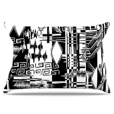 Tropical Buzz Pillowcase Size: King