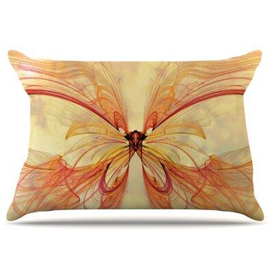 Papillion Pillowcase Size: King