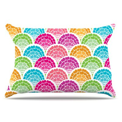 Rina Pillowcase Size: Standard