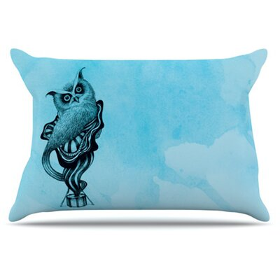 Owl III Pillowcase Size: King