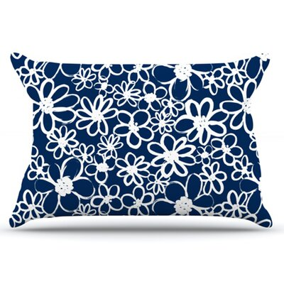 Daisy Lane Pillowcase Size: King