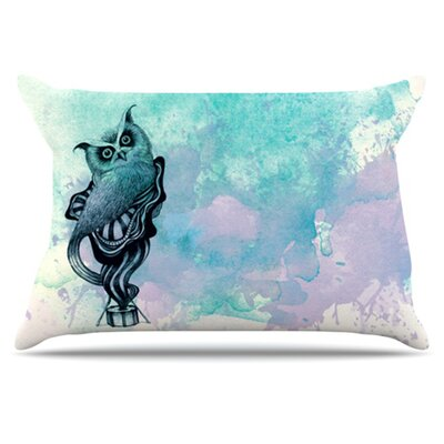 Owl II Pillowcase Size: King