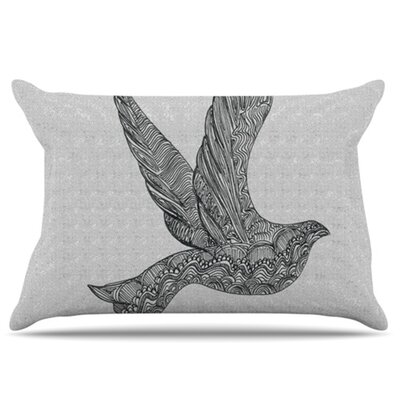 Dove Pillowcase Size: King