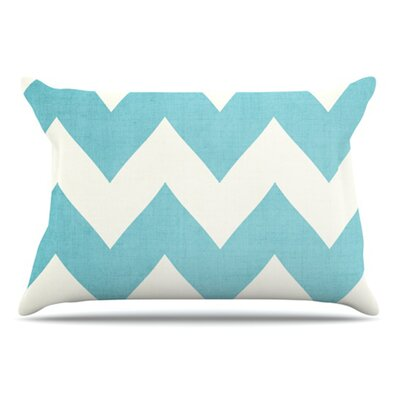 Salt Water Cure Pillowcase Size: King
