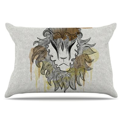 Leo Pillowcase Size: King