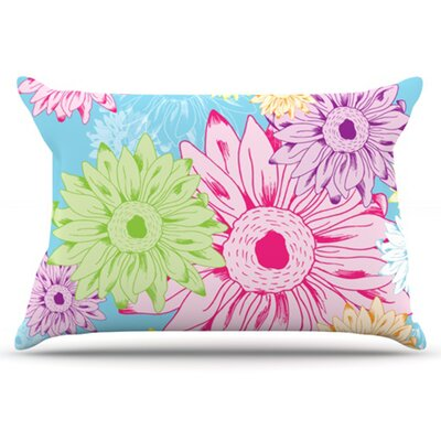 Summer Time Pillowcase Size: King