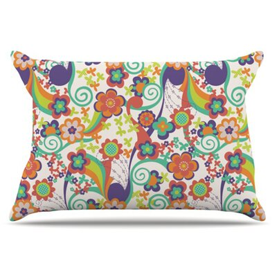 Printemps Pillowcase Size: Standard