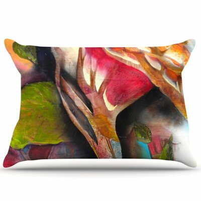 Glimpse Pillowcase Size: King