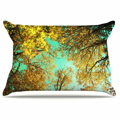 Vantage Point Pillowcase Size: King