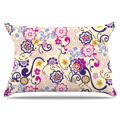 Arabesque Pillowcase Size: King