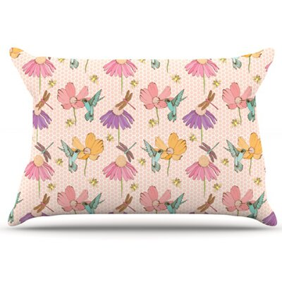 Magic Garden Pillowcase Size: Standard