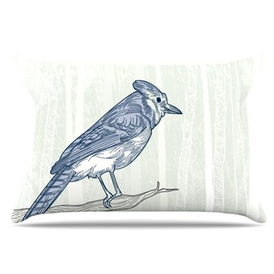 Jay Pillowcase Size: Standard