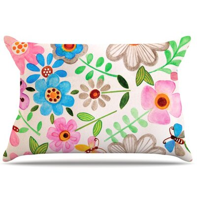 The Garden Pillowcase Size: Standard