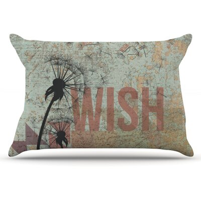 Wish Pillowcase Size: King