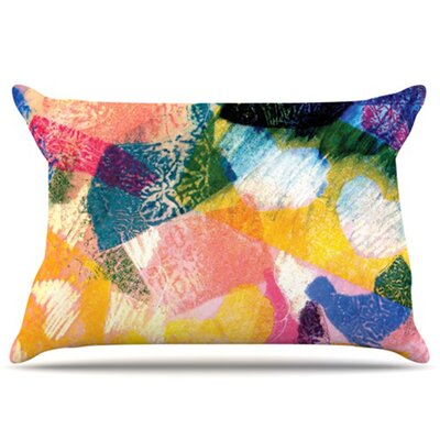Texture Pillowcase Size: King