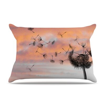 Dandy by Skye Zambrana Featherweight Pillow Sham Size: Queen, Fabric: Woven Polyester