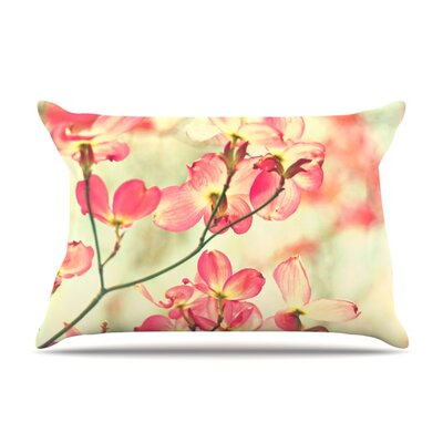 Morning Light by Sylvia Cook Featherweight Pillow Sham Size: King, Fabric: Woven Polyester