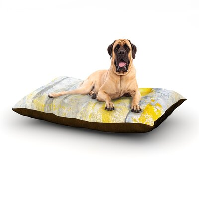 Abstraction Dog Bed Size: 28 L x 18 W