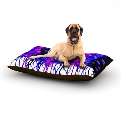 'Drops' Dog Bed Size: 28