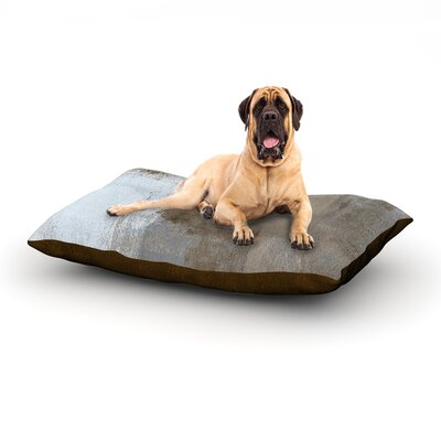 Calm and Neutral Dog Bed Size: 28 L x 18 W