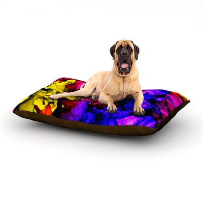 Chica Dog Bed Size: 40 L x 30 W