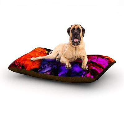 Family Photos Dog Bed Size: 28 L x 18 W