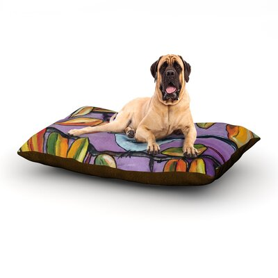 Mockingbird Dog Bed Size: 60 L x 50 W