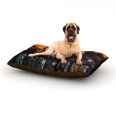 Paris Dog Bed Size: 60 L x 50 W