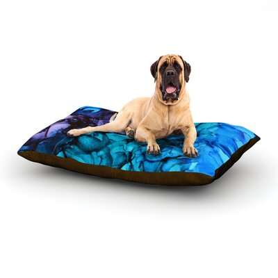 Lucid Dream Dog Bed Size: 28 L x 18 W