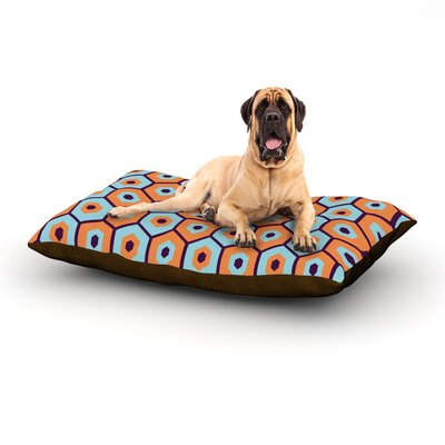 Busy Dog Bed Size: 60 L x 50 W