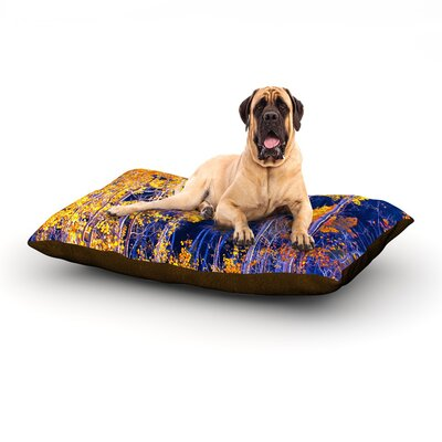 Trees Dog Bed Size: 60 L x 50 W