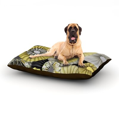 Daffodil Dog Bed Size: 60 L x 50 W