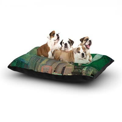 Boston Dog Bed Size: 40 L x 30 W