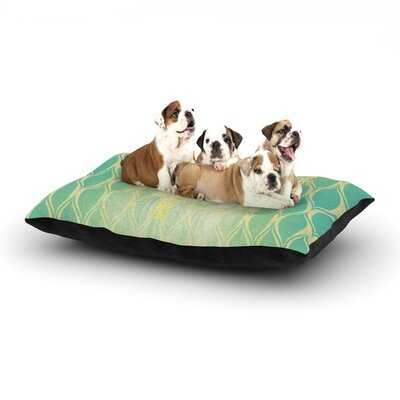 Hashtag Dog Bed Size: 28 L x 18 W