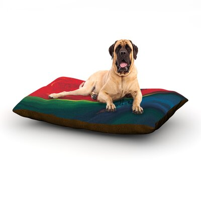 Glide Dog Bed Size: 28 L x 18 W