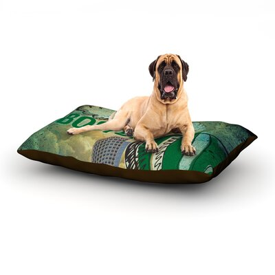 Boston Dog Bed Size: 60 L x 50 W