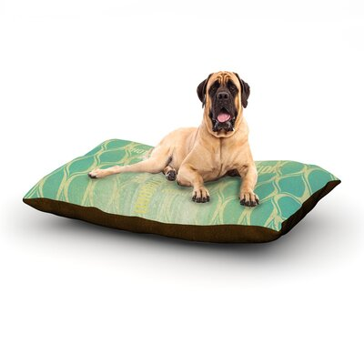 Hashtag Dog Bed Size: 60 L x 50 W